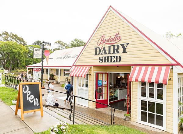 Bodalla Dairy Shed