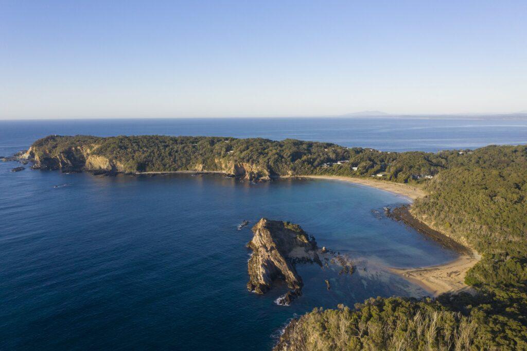 Burrewarra Point Guerilla Bay