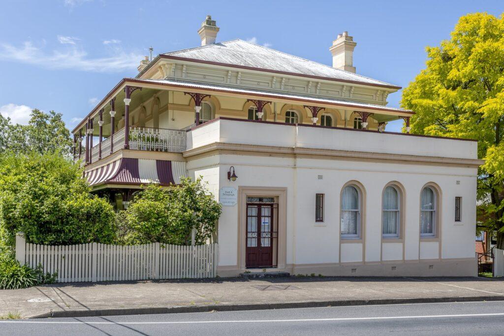 Heritage Post & Telegraph building Moruya