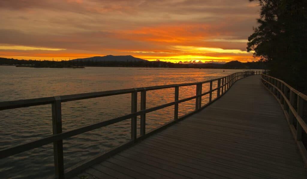 Mill Bay boardwalk Narooma