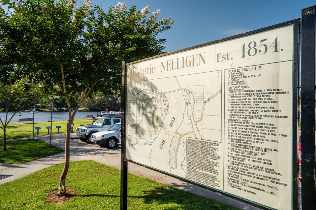Historic Nelligen