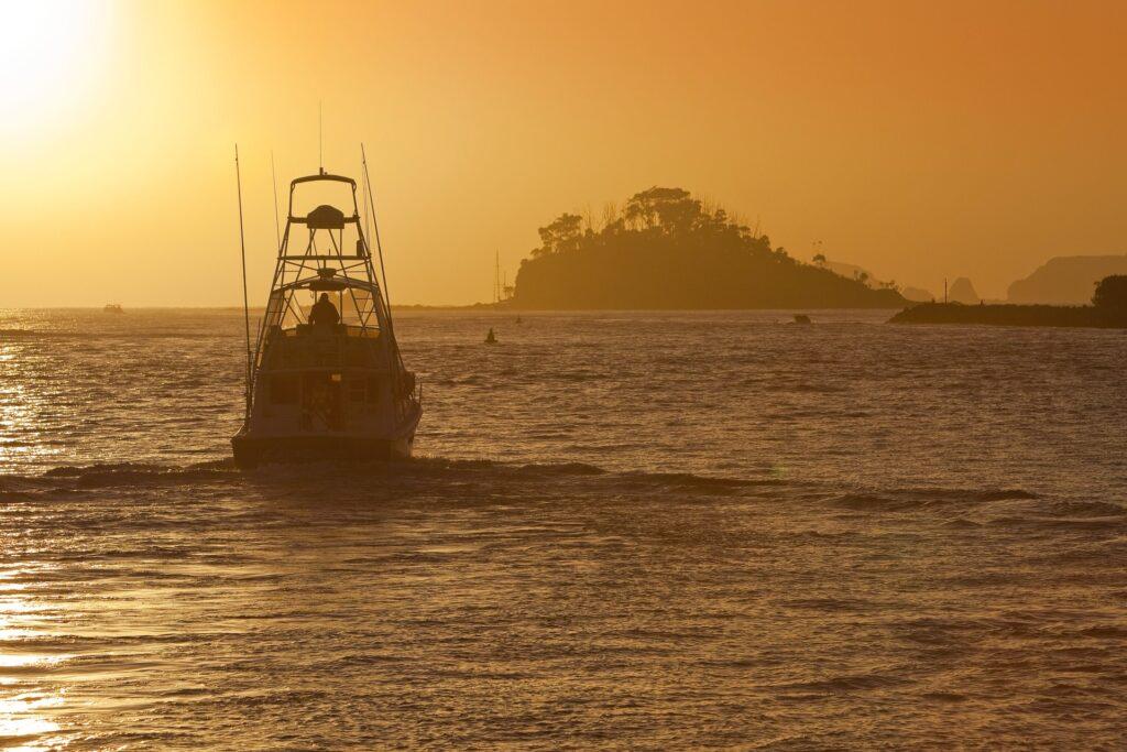 Boating Batemans Bay