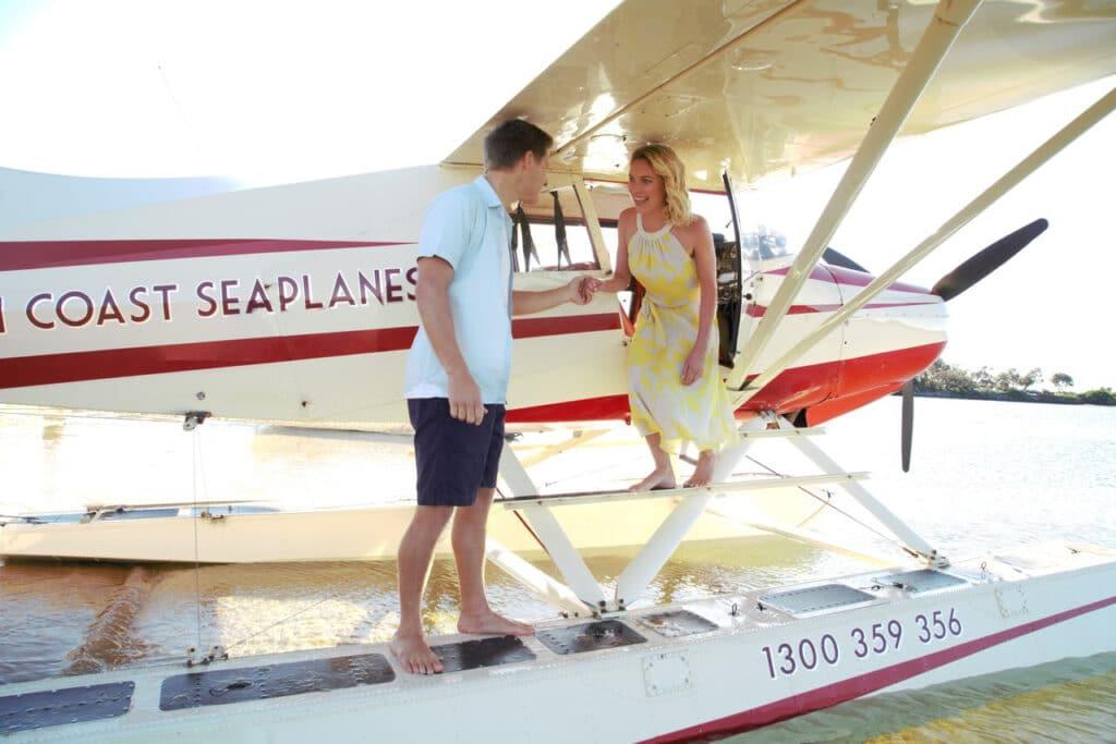 Seaplane flights