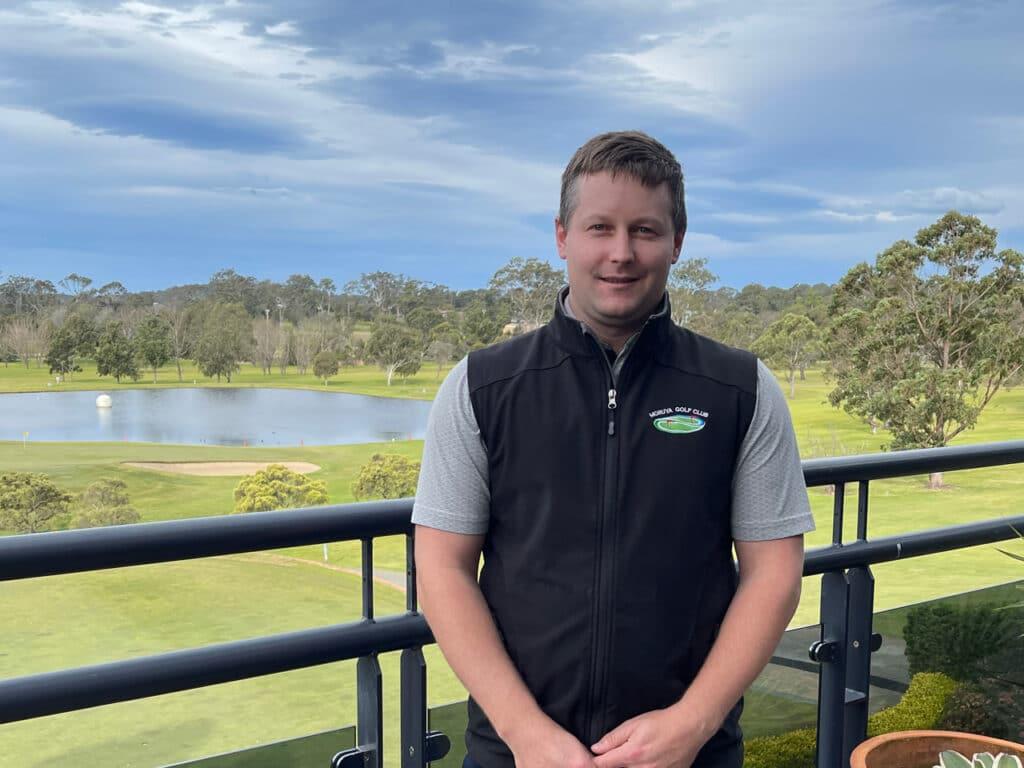 Josh Prowse Moruya Golf Club