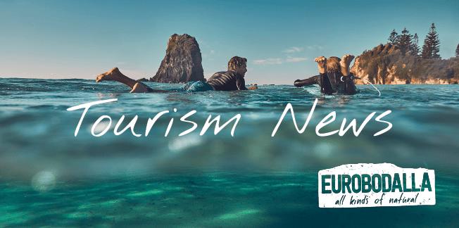 Tourism newsletter header