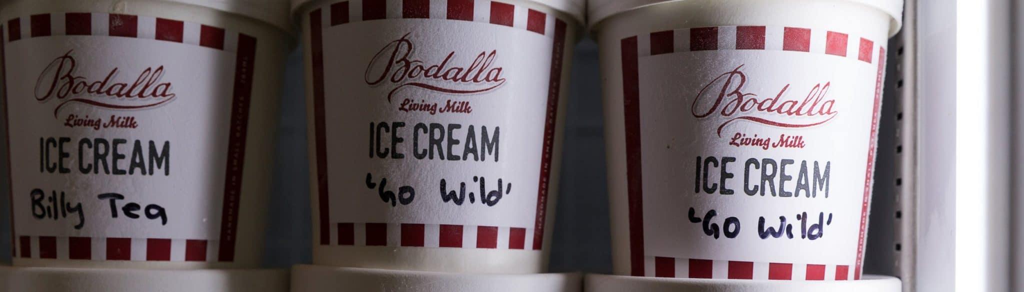 Bodalla Dairy Shed icecream